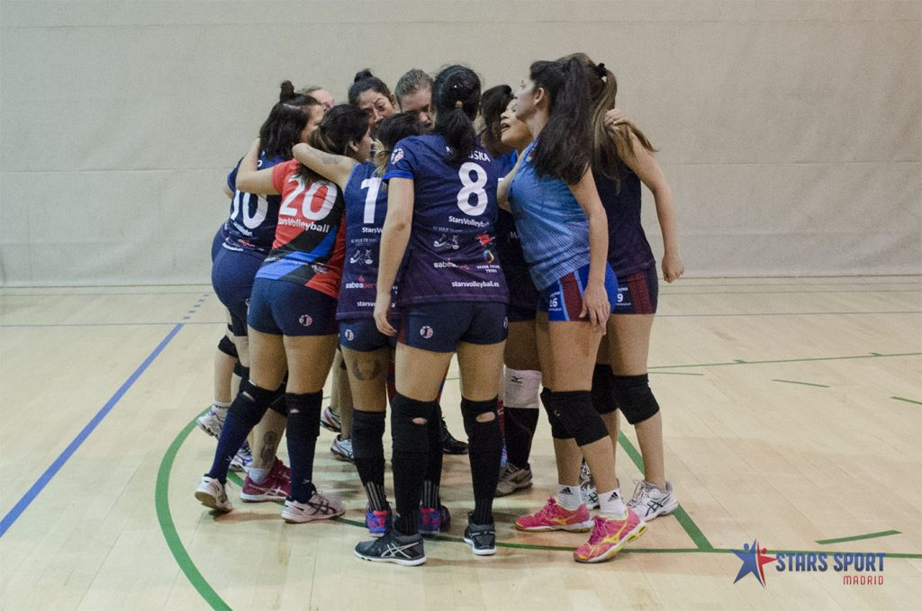 Feel Stars voley 2019
