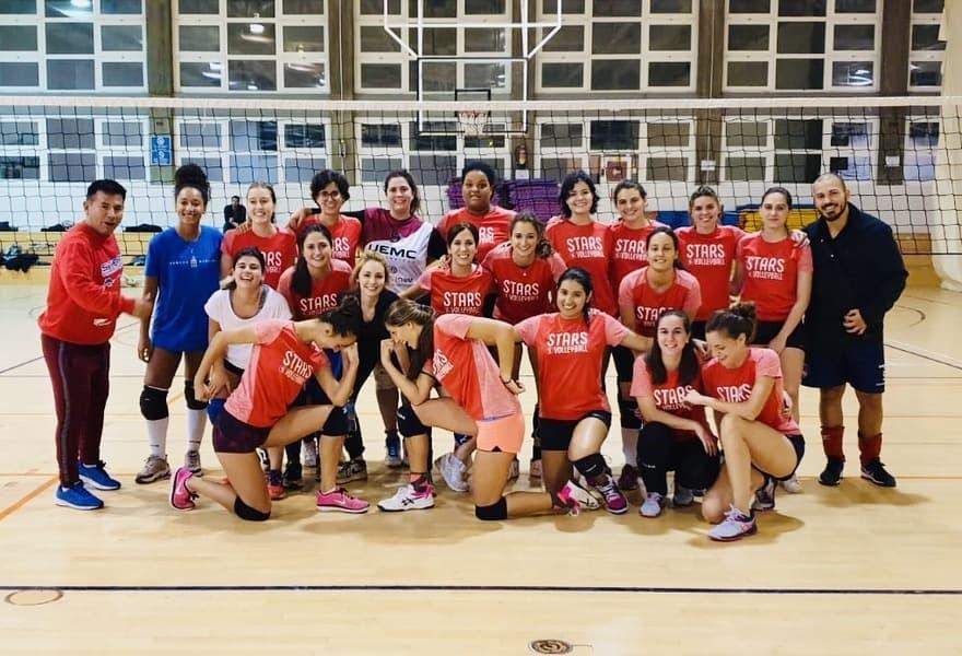 Force Stars Voleibol en Madrid