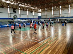 Torneo Voley Mixto Madrid